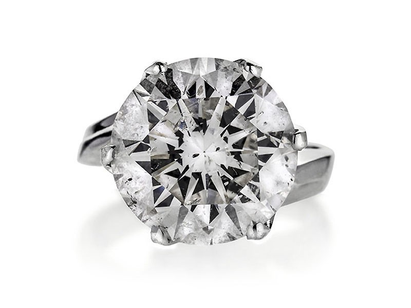 diamante montato